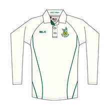 Load image into Gallery viewer, Wynnum CC LS Cream Polo Mens