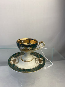 Royal Hansley Demitasse Tea cup and Saucer