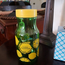 Load image into Gallery viewer, lemons golden anniversay bottle