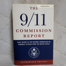 Load image into Gallery viewer, Books, The 9/11 Commission Report