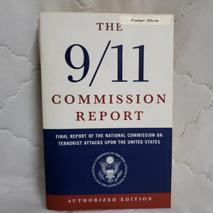 Books, The 9/11 Commission Report