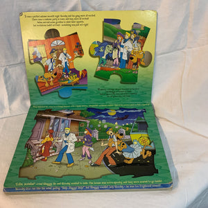 Scooby-Doo 6 Piece Mystery Puzzle Party