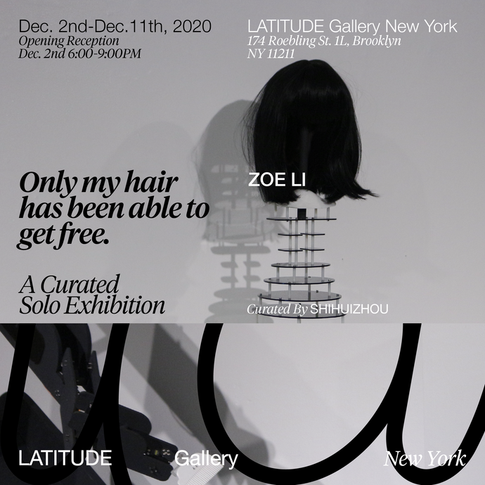 ZOE LI: Only my hair have been able to get free.
