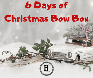 6 days of Christmas Headwrap Box