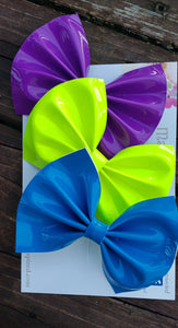 Neon Hadley Set 1 (Neon purple, blue, yellow)