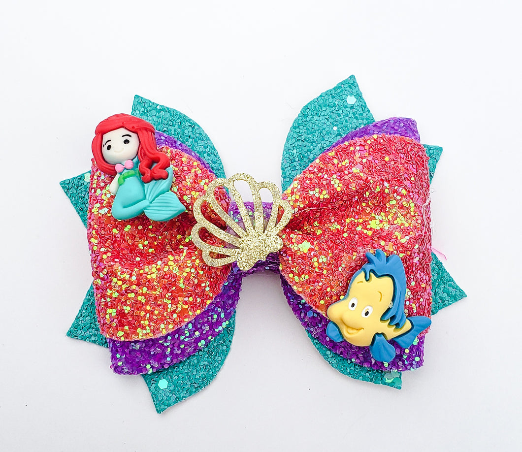 Princess under the Sea