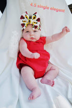 Load image into Gallery viewer, Cupid Cutie Headwrap - 40% Spring/Summer Print Discount (RTS)
