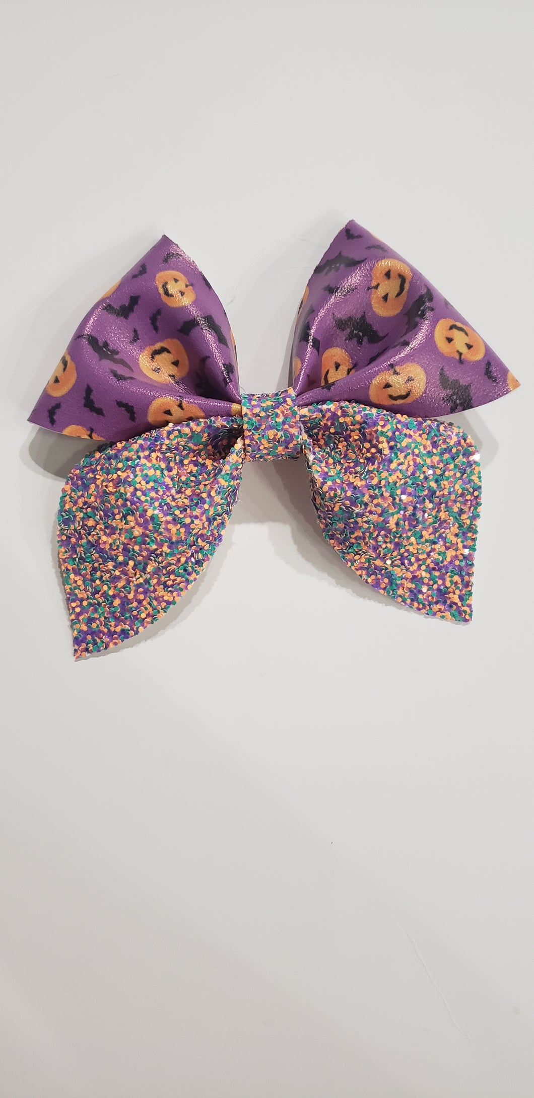 Pumpkin and Bats Violet- 30% off discount