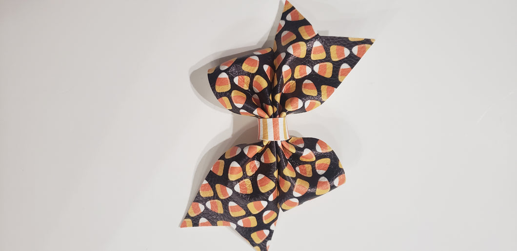 Candy Corn Only Taytum- Glow in the Dark 30% off Fall/halloween discount
