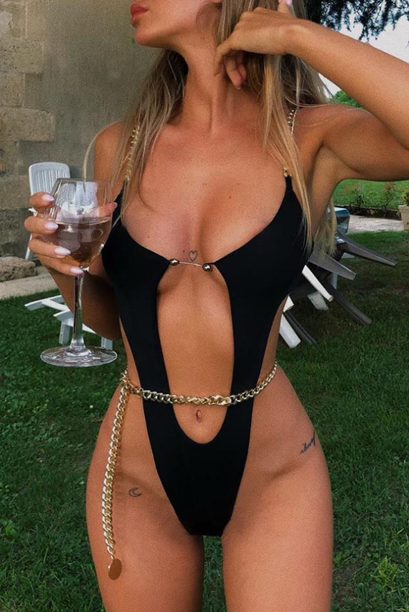 OFF THE CHAIN MONOKINI