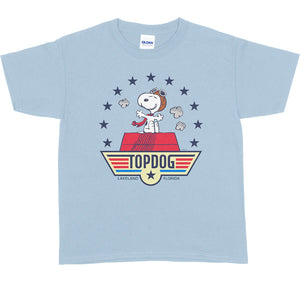 Top Dog Snoopy Youth T-Shirt