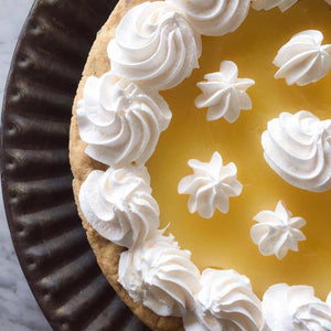 Sandra's Sunshine Lemon Pie