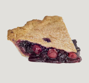 "Made without Wheat Michigan 4-Berry Double Crust- 8"" Nationwide Shipping"
