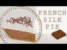 Load and play video in Gallery viewer, French Silk Pie 10""