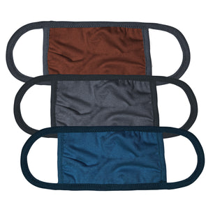 Kingsted Face Covers - 3 for $18 (Assorted #9)