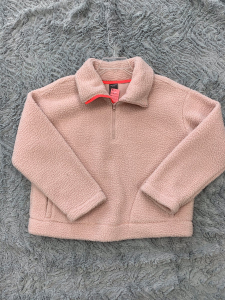 Ladies Joe Fresh Fleece Pullover Size L