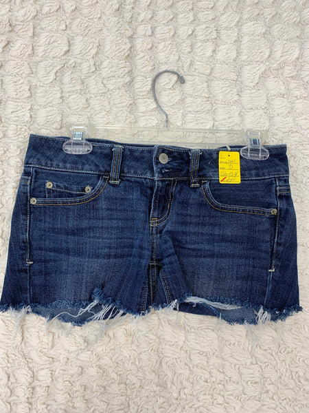 Ladies American Eagle Shorts Size 0