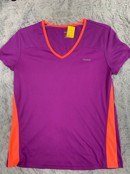 Ladies Reebok Active Top Size L