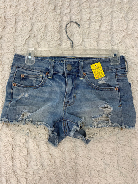 Ladies American Eagle Shorts Size 2