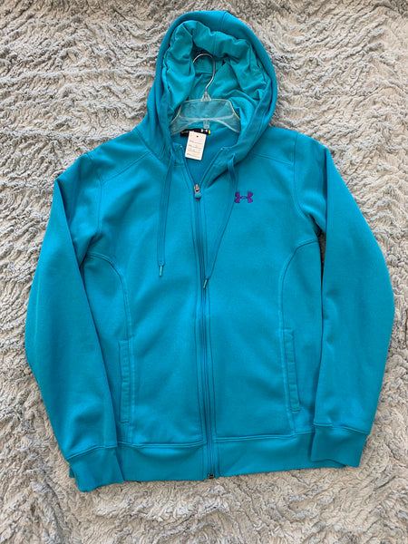 Ladies Under Armour Hoodie Size S