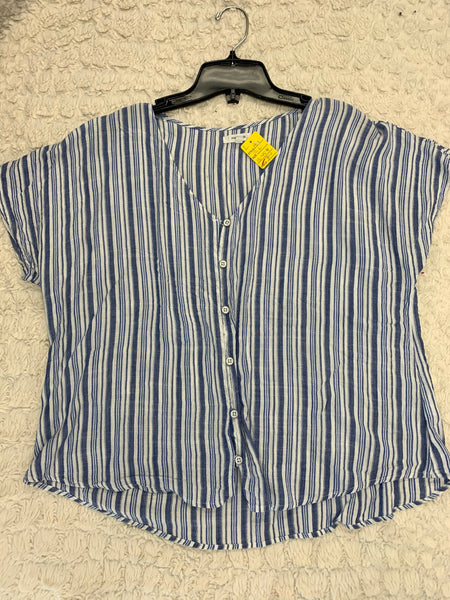 Ladies Maurices Blouse Size L