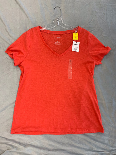 Ladies Sonoma Tee Size L