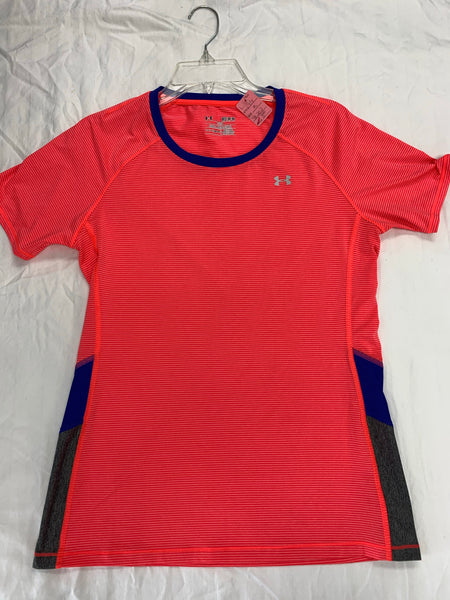 Ladies Under Armour Tee Size M