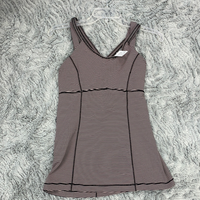 Ladies Lululemon Tank Size 8
