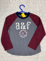 Kids Abercrombie Pullover Size 5/6