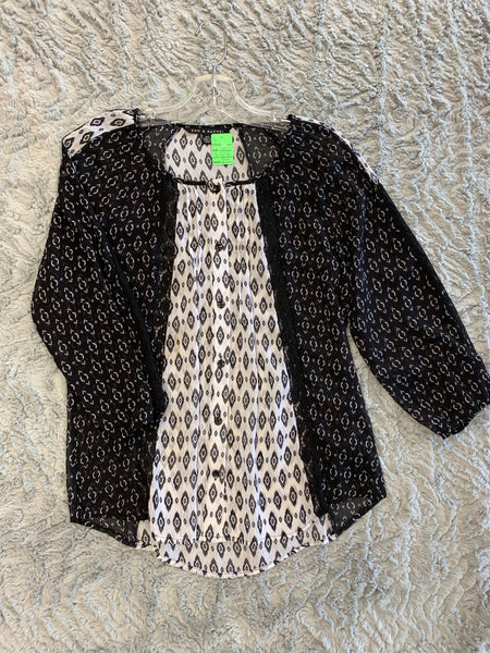 Ladies Zachary & Rachel Blouse Size S