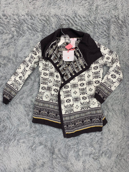 Lulurain Sweater Jacket Size 10