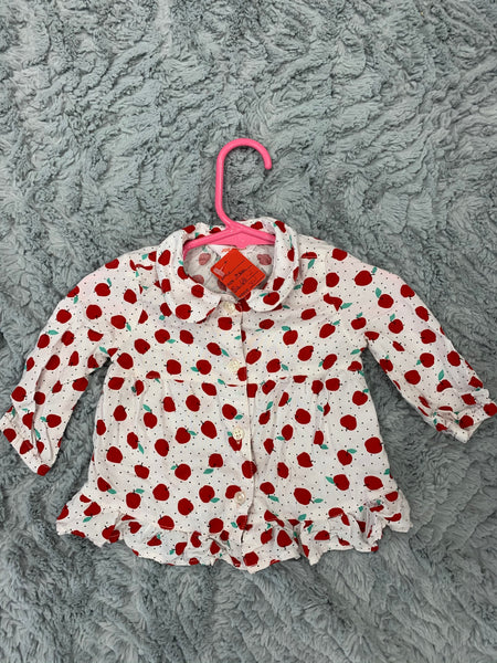 Joe Fresh Top Size 3/6m