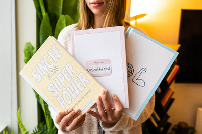 The Ultimate Bundle (x3 journals) - The New Mindset Journal