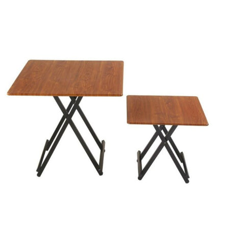 Folding Table Home Dining Table Eating Simple Four Small Square Portable Outdoor Table
