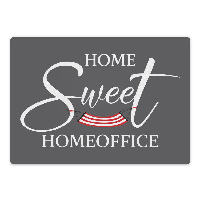 Mousepad: Home Sweet Homeoffice