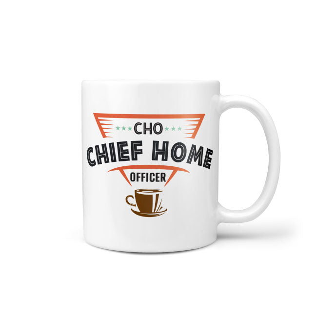 Tasse: Chief Home Officer