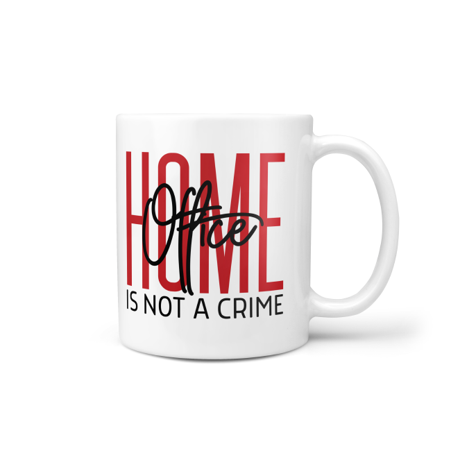 Tasse: Homeoffice is not a crime