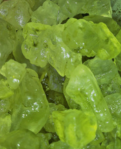 flameless ginger lime crystals potpourri