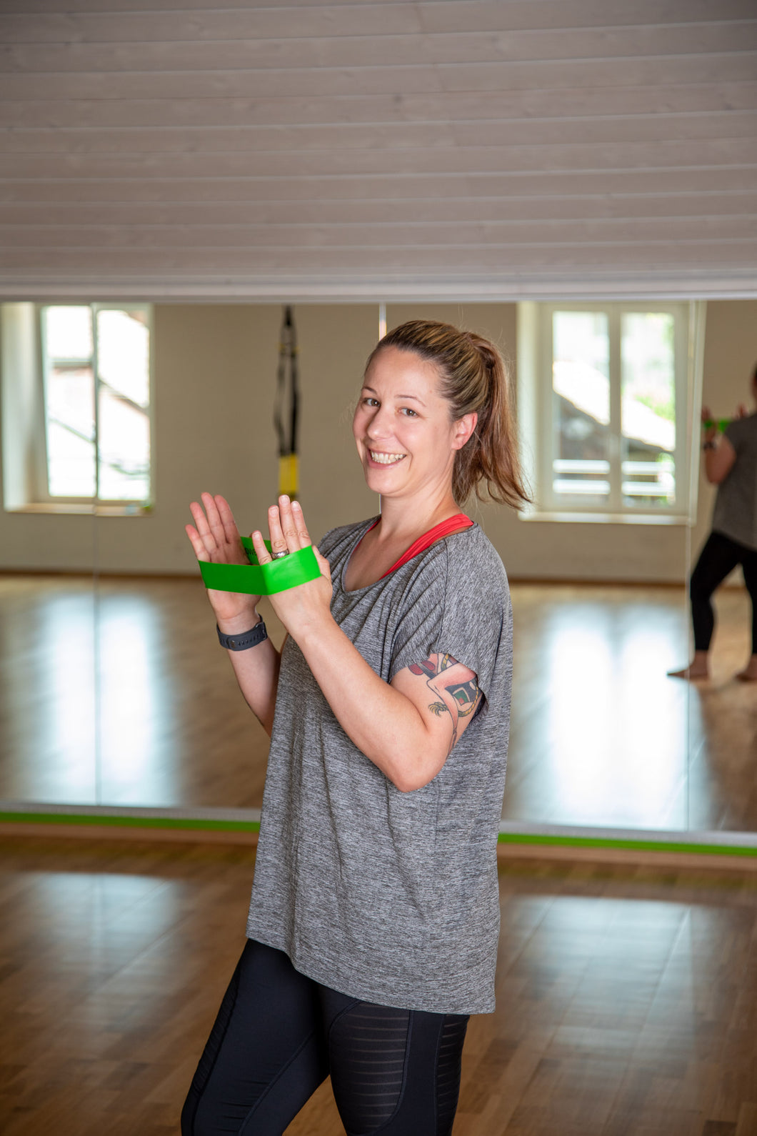 Studio1-dance without limits GmbH, 1x 5er Abo Fitness und Tanz