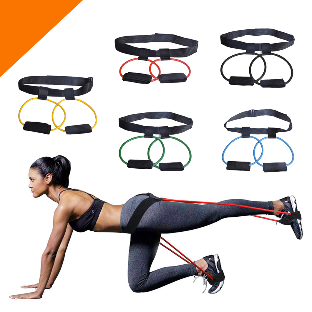 Booty Belt Resistance Bands