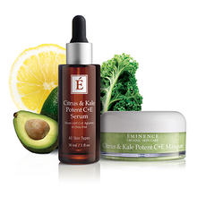Load image into Gallery viewer, Citrus & Kale Potent C & E Masque