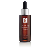 Load image into Gallery viewer, Citrus & Kale Potent C+E Serum