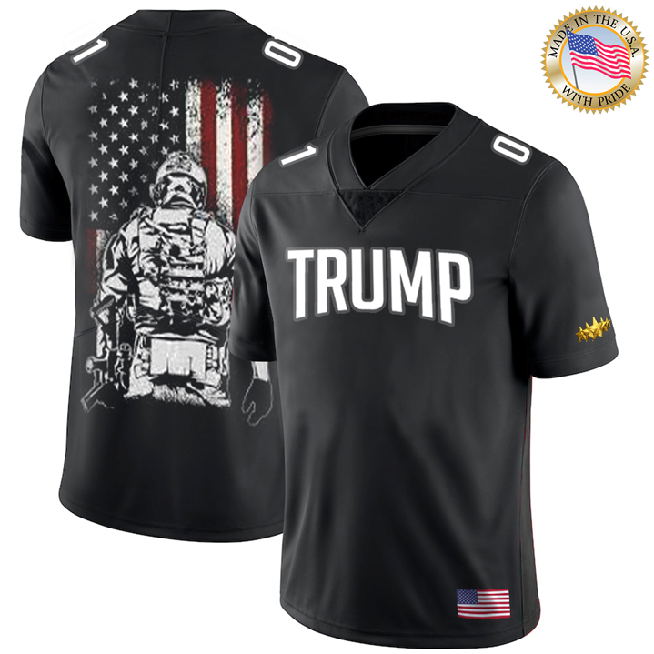 [NEW RELEASE] Trump Freedom Football Jersey™️