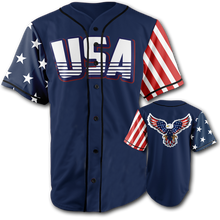 Load image into Gallery viewer, [Limited-Edition] USA Bald Eagle Jersey™️
