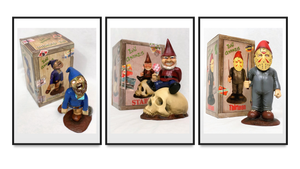 Evil Gnome: 3-Piece Collection