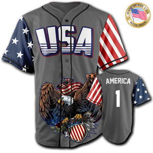 [Limited-Edition] Patriotic Jersey™️