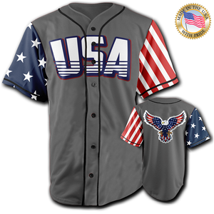 [Limited-Edition] USA Bald Eagle Jersey™️