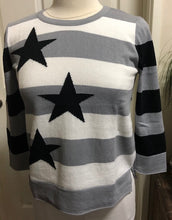 Load image into Gallery viewer, 100% Cotton Stars & Stripes Jumper