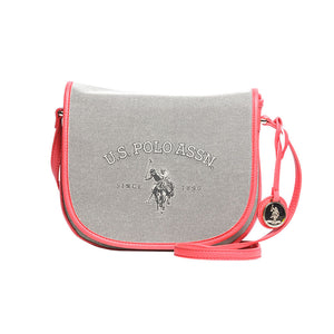 US Polo Assn. Aiken Medium Messenger Bag