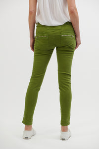 Italian Star Jeans - Apple Green